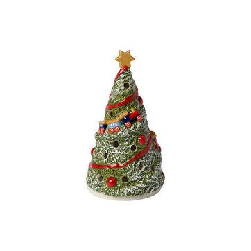 Villeroy & Boch - Christmas Toys - lampion - choinka - wysokość: 16 cm
