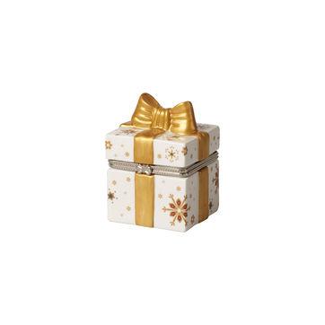 Villeroy & Boch - Christmas Toys - szkatułka - wymiary: 7 x 6 x 9 cm