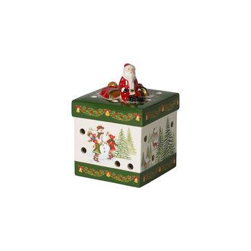 Villeroy & Boch - Christmas Toys - pudełko-lampion - wymiary: 9 x 9 x 13 cm