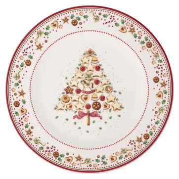 Villeroy & Boch - Winter Bakery Delight - talerz bufetowy - średnica: 32 cm