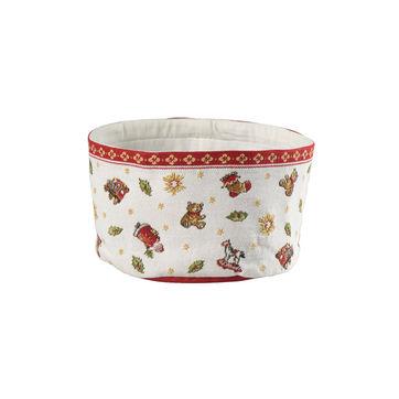 Villeroy & Boch - Toy's Delight - koszyk na pieczywo - średnica: 23 cm