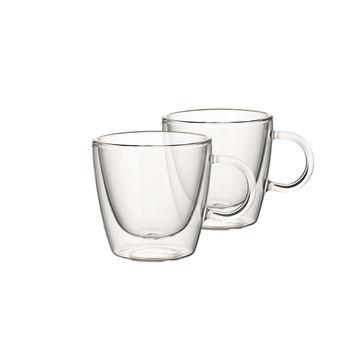 Villeroy & Boch - Artesano Hot & Cold Beverages - 2 szklanki z uchem - pojemność: 0,22 l