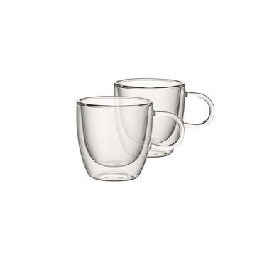 Villeroy & Boch - Artesano Hot & Cold Beverages - 2 szklanki z uchem - pojemność: 0,11 l