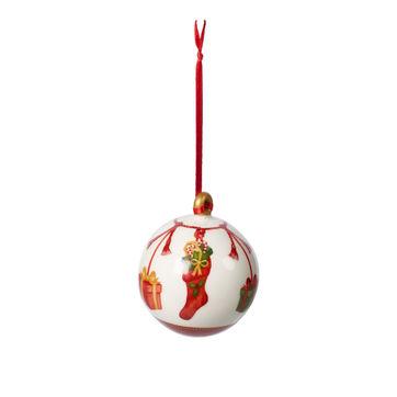 Villeroy & Boch - Annual Christmas Edition 2019 - bombka - średnica: 7 cm