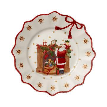 Villeroy & Boch - Annual Christmas Edition 2019 - talerz sałatkowy - średnica: 24 cm
