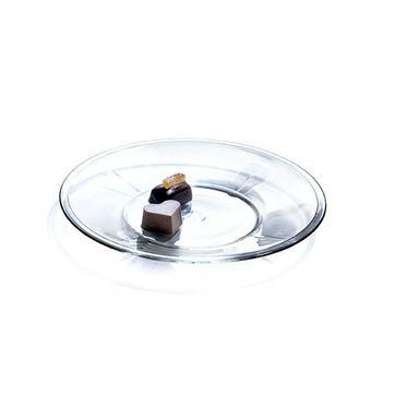 Rosendahl - Grand Cru - 4 szklane talerzyki - średnica: 20 cm