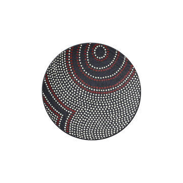 Villeroy & Boch - Manufacture Rock Desert - talerzyk deserowy - średnica: 16 cm
