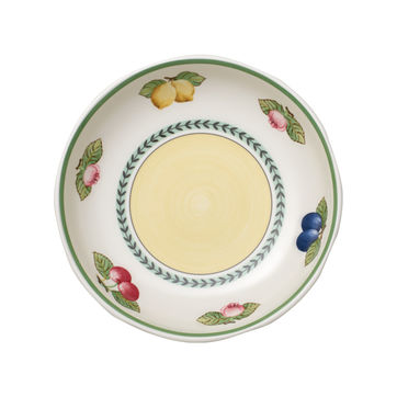 Villeroy & Boch - French Garden Fleurence - płaska miska - średnica: 23 cm