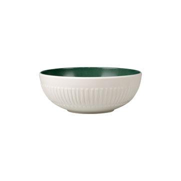 Villeroy & Boch - it's my match green - miseczka - średnica: 17 cm; wzór: kwiat