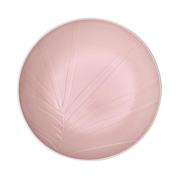 Villeroy & Boch - it's my match powder - miska do serwowania - średnica: 26 cm; wzór: liść