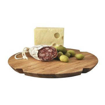 Rosendahl - Grand Cru - bambusowa deska do serwowania serów - średnica: 30 cm