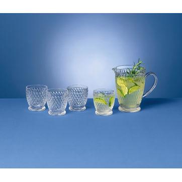 Villeroy & Boch - Boston - zestaw do podawania napojów - 5 elementów; dla 4 osób