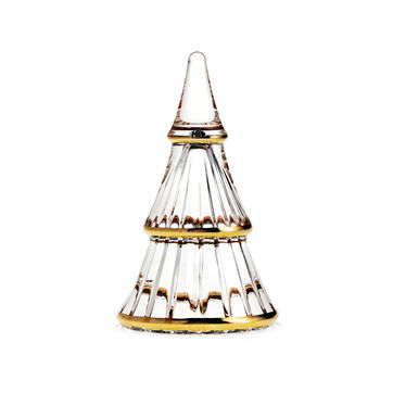 Holmegaard - Fairytales - szklana choinka - wysokość: 13,5 cm