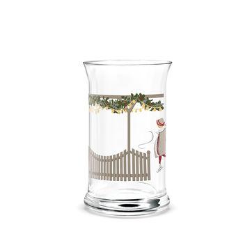 Holmegaard - Christmas - szklanka - pojemność: 0,28 l; lodowisko