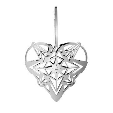 Rosendahl - Karen Blixen's Christmas - zawieszka serce - wysokość: 25,5 cm