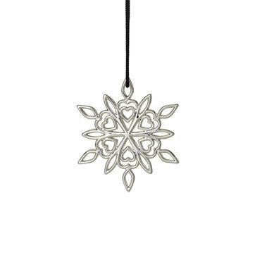 Rosendahl - Karen Blixen's Christmas - zawieszki śnieżynki - wysokość: 7 cm