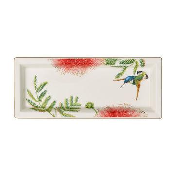 Villeroy & Boch - Amazonia Gifts - półmisek prostokątny - wymiary: 25 x 10 cm