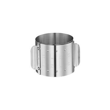 Küchenprofi - Vario - regulowany pierścień do deserów i przystawek - średnica: od 7 do 9 cm