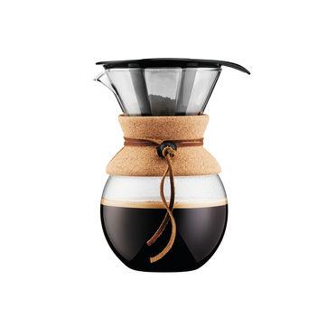 Bodum - Pour Over - przelewowy zaparzacz do kawy - pojemność: 1,0 l