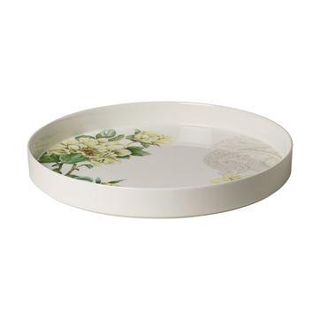 Villeroy & Boch - Quinsai Garden Gifts - taca okrągła - średnica: 33 cm