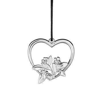 Rosendahl - Karen Blixen's Christmas - zawieszka serce - wysokość: 6,5 cm