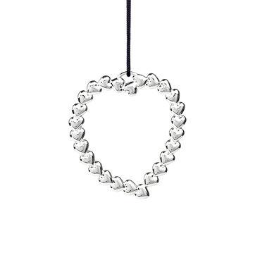 Rosendahl - Karen Blixen's Christmas - zawieszka serce - wysokość: 6 cm