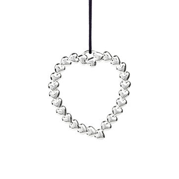 Rosendahl - Karen Blixen's Christmas - zawieszki serca - wysokość: 6 cm