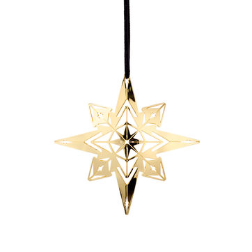 Rosendahl - Karen Blixen's Christmas - zawieszka gwiazda - wysokość: 9,5 cm