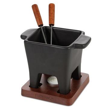 Boska - Tapas - zestaw do fondue - pojemność: 0,2 l