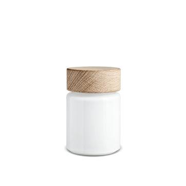 Holmegaard - Palet - młynek do soli - wysokość: 9,5 cm