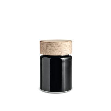 Holmegaard - Palet - młynek do pieprzu - wysokość: 9,5 cm