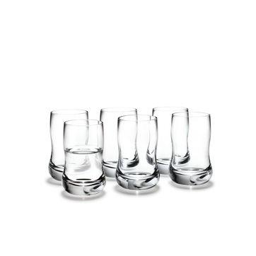 Holmegaard - Future - 6 kieliszków do wódki - pojemność: 0,06 l