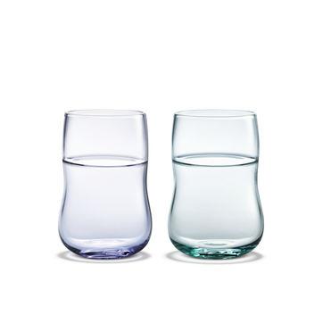 Holmegaard - Future - 2 szklanki - pojemność: 0,25 l