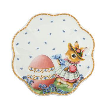Villeroy & Boch - Annual Easter Edition 2020 - talerz - średnica: 22 cm