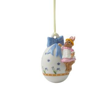 Villeroy & Boch - Annual Easter Edition 2020 - zawieszka jajko - wysokość: 7 cm