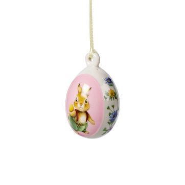 Villeroy & Boch - Spring Fantasy - zawieszka jajko - wysokość: 7,5 cm