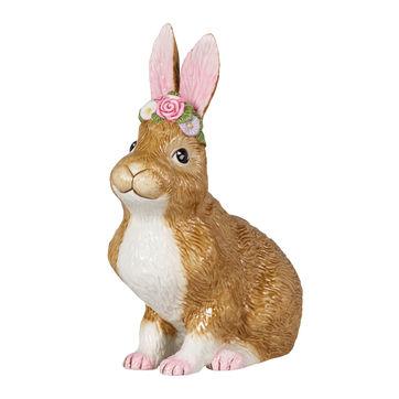 Villeroy & Boch - Easter Bunnies - siedzący zajączek - wysokość: 22 cm