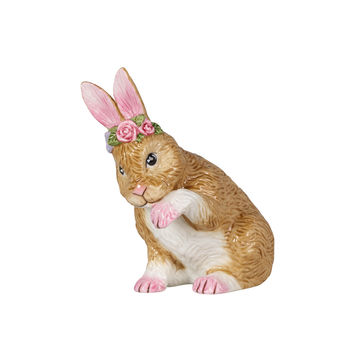 Villeroy & Boch - Easter Bunnies - myjący się zajączek - wysokość: 11,5 cm