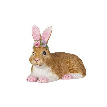 Villeroy & Boch - Easter Bunnies - leżący zajączek - wymiary: 8,5 x 15 cm