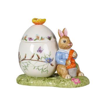 Villeroy & Boch - Bunny Tales - pudełko-pisanka - zajączek Max - wymiary: 11 x 7 x 10 cm