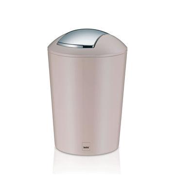 Kela - Marta - łazienkowy kosz na śmieci - pojemność: 5,0 l