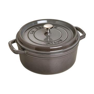 Staub - La Cocotte - garnki żeliwne - pojemność: 5,2 l