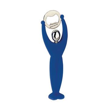 Bugatti - Gym - otwieracz do butelek - wysokość: 19,5 cm