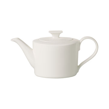 Villeroy & Boch - MetroChic blanc Gifts - mały dzbanek do herbaty - pojemność: 0,4 l