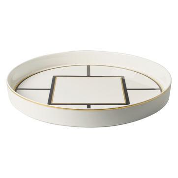 Villeroy & Boch - MetroChic Gifts - taca okrągła - średnica: 33 cm