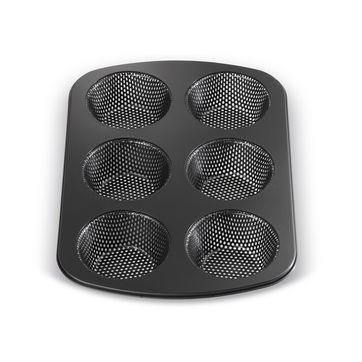 Küchenprofi - forma do bułeczek - wymiary: 39 x 26,5 cm
