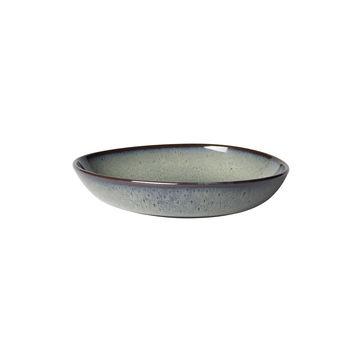 Villeroy & Boch - Lave gris - płaska miska - średnica: 21 cm