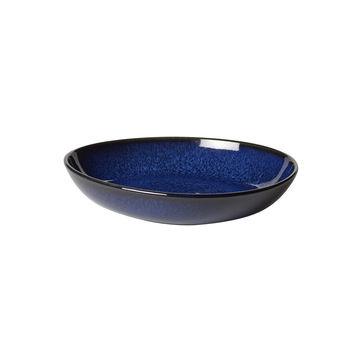 Villeroy & Boch - Lave bleu - płaska miska - średnica: 21 cm
