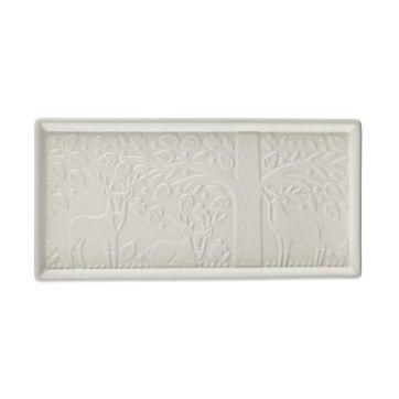 Mason Cash - In The Forest - talerz do serwowania - wymiary: 30 x 14,5 cm