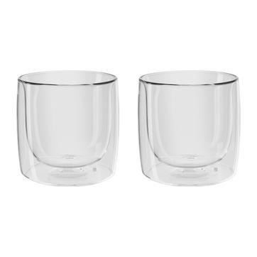 Zwilling - Sorrento Bar - 2 szklanki do whiskey o podwójnych ściankach - pojemność: 0,27 l